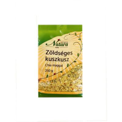 Zöldséges kuszkusz chia maggal 250 g